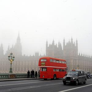 Britain still has some way to go to shake off its image as a foggy country