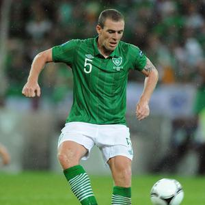 Richard Dunne returned from Euro 2012 requiring surgery