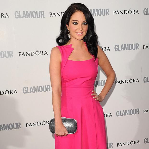 Tulisa Contostavlos has been getting on famously with the other judges