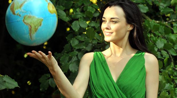 Gemma Walker will travel to the Phillipines for the 2008 Miss Earth finals