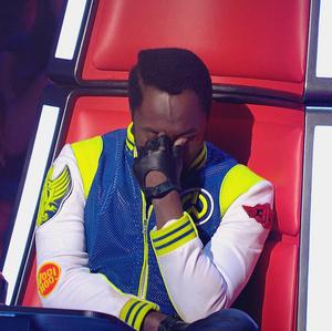 Will.i.am is moved to tears by performance from Jaz Ellington