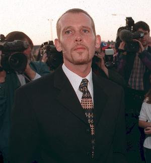 Former LVF founder and leader Billy Wright who was killed inside the Maze prison by the INLA in 1997