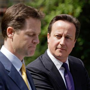 Most voters back coalition government, according to a poll