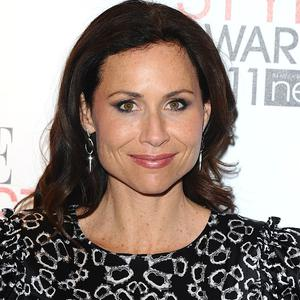 Minnie Driver was last seen on screen in the musical Hunky Dory