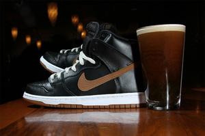 Nike has also released some Guinnesss-inspired trainers