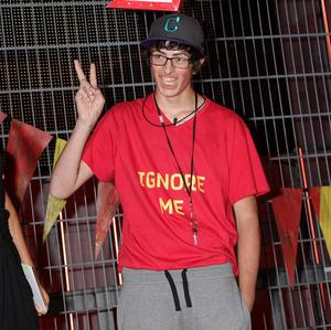 Housemate Sam joined a rebellion over a ban on ball games