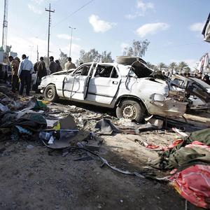 At least seven people have been killed in a car bomb blast in the Iraqi city of Karbala