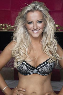 Ultimo boss Michelle Mone appears in her first lingerie photo shoot
