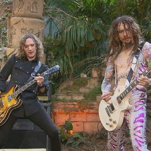 The Darkness are to appear on TV show ZingZillas