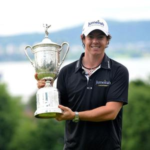 Rory McIlroy is aiming to achieve the rare feat of retaining his US Open title