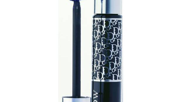 Diorshow £23, Christian Dior, available nationwide Blue mascara might seem retro for a time all about looking forward but it will make eyes appear whiter and brighter in a nifty optical illusion.