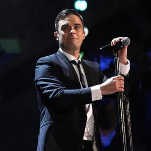 Robbie Williams has been talking about the imminent arrival of his baby