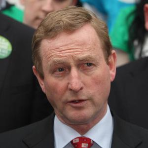 Sinn Fein want Enda Kenny to take part in a televised debate about the fiscal treaty with Gerry Adams