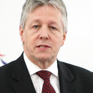 First Minister Peter Robinson said Westminster's response to corporation tax plans is not expected before summer