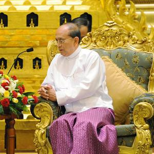 Burmese president Thein Sein has declared a state of emergency in the state of Rakhine