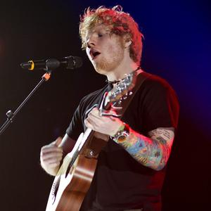 Ed Sheeran's debut album has the most illegal downloads, according to a report
