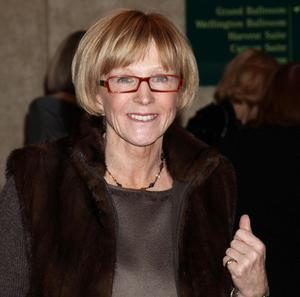 Anne Robinson is backing Derry for the City of Culture honour