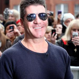 Simon Cowell has helped out a father-to-be