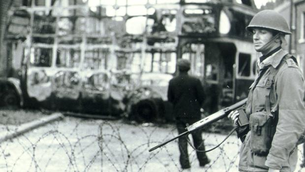 Riots in Belfast, 1969