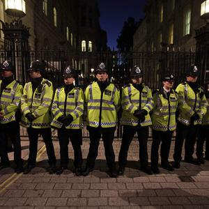 Figures appear to show that police in England and Wales stop and search black people 26 times more than white people