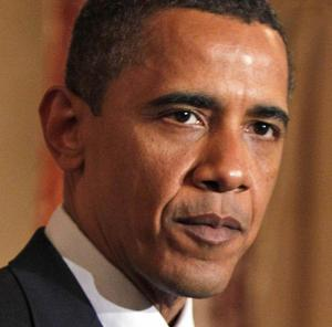 President Barack Obama expressed his anger about the oil spill in the Gulf of Mexico (AP)