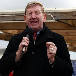 General secretary of Unite Len McCluskey will be among those speaking at the event