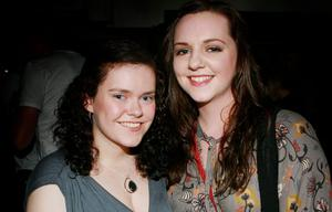 Out celebrating as Ashley Wilkinson graduated from the University of Ulster Magee with a degree in Psychology and Karen Hassan celebrates her 22nd birthday at the Metro Bar in Londonderry.