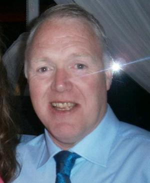 Prison officer David Black who was killed in this mornings gun attack on the M1 motorway.