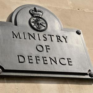 The Ministry of Defence wrote off more than 110 million pounds in losses last year