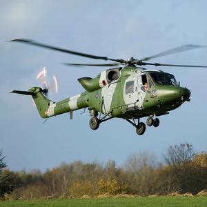 A number of Lynx Mk9As have taken to the skies over Afghanistan in a bid to provide troops with more firepower