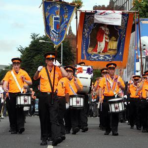Loyal Orders and marching bands generate almost £55 million a year, according to new research