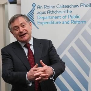 Minister Brendan Howlin said the Croke Park Agreement was making an important contribution to ecoomic recovery