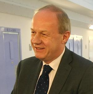 Damian Green announced a crackdown on student visa scams