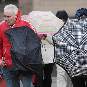 Britain is braced for more strong winds and rain