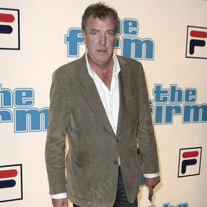 Jeremy Clarkson was shown on Top Gear speaking to locals in his boxer shorts