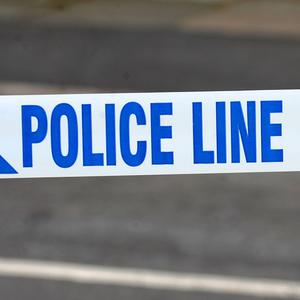 A man is very lucky to be alive following a suspected copper cable theft in Leeds, police said