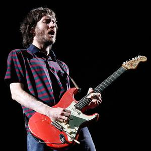 John Frusciante was crowned the greatest guitarist of the past 30 years