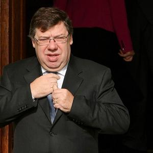 Brian Cowen has named March 11 as the date for the general election