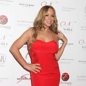 Mariah Carey has hinted that a new album might be in the pipeline