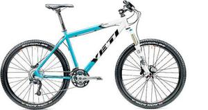 MOUNTAIN  <b>Yeti ARC</b><br/>  'The aluminium ARC's relaxed geometry gives confident, neutral handling for the demanding trail rider or racer,' Jeff Jones says. 'We often escaped trouble on tricky descents simply by letting the front end go with the flow. We couldn't fault it.'  <b>Where</b> www.yeticycles.com  <b>How much</b> £2,850