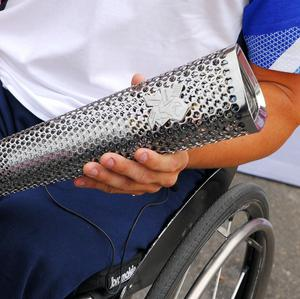 The Paralympic flames will be lit on peaks in Scotland, Wales, Northern Ireland and England
