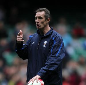 Rob Howley is already looking forward to the Autumn Series