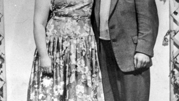 Philomena McGurk, pictured with her husband Patrick