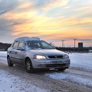 Snow has fallen across parts of the country, with more predicted over the weekend