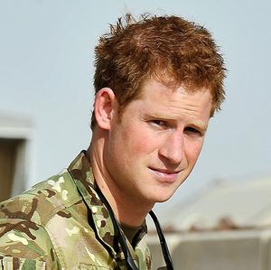 Prince Harry was at Camp Bastion when militants attacked, but was unharmed