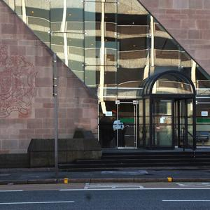 A farmer who was found to have scores of animal carcasses on his property has been jailed at Nottingham Crown Court