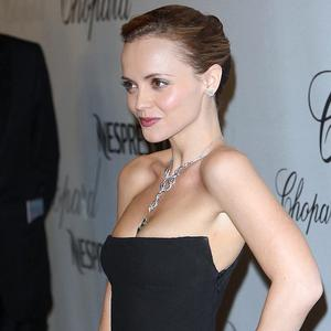 Christina Ricci has been spotted holidaying with the new man