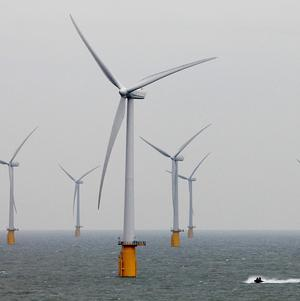 Wind farm technology company Offshore Group Newcastle is creating 1,000 jobs