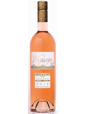 <b>7. Massaya Rosé Bekaa Valley 2010</b> Has a beautiful strawberry hue with aromatic notes reminiscent of raspberries, stone fruit and subtle spices. Elegant and round on the palate, its graceful acidity gives a bright, crisp finish. <b>Price: £10.25, thormanhunt.co.uk </b>