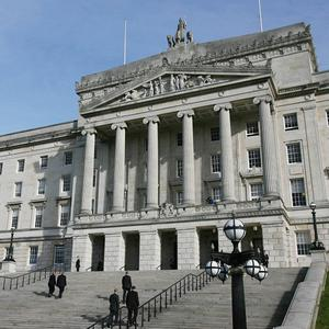 More than one billion pounds will be slashed from public spending in Northern Ireland between now and 2015